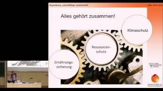 Phosphor Vortrag – Düngung der Zukunft – lokale Stoffkreisläufe schließen?