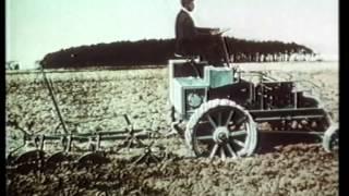 Landtechnik gestern und heute