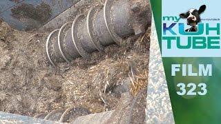 Kreislaufwirtschaft auf dem Betrieb – Biogasanlage praktisch