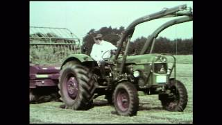 Kemper Landtechnik aus den 60er Jahren