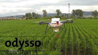 Drohnen in der Landwirtschaft – Einsatzgebiete