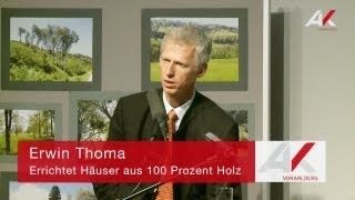 Die geheime Sprache der Bäume – Erwin Thoma ein Förster erzählt