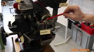 4T Benzin Motor Begriffe und Funktion